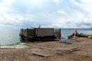 Banya by the lake